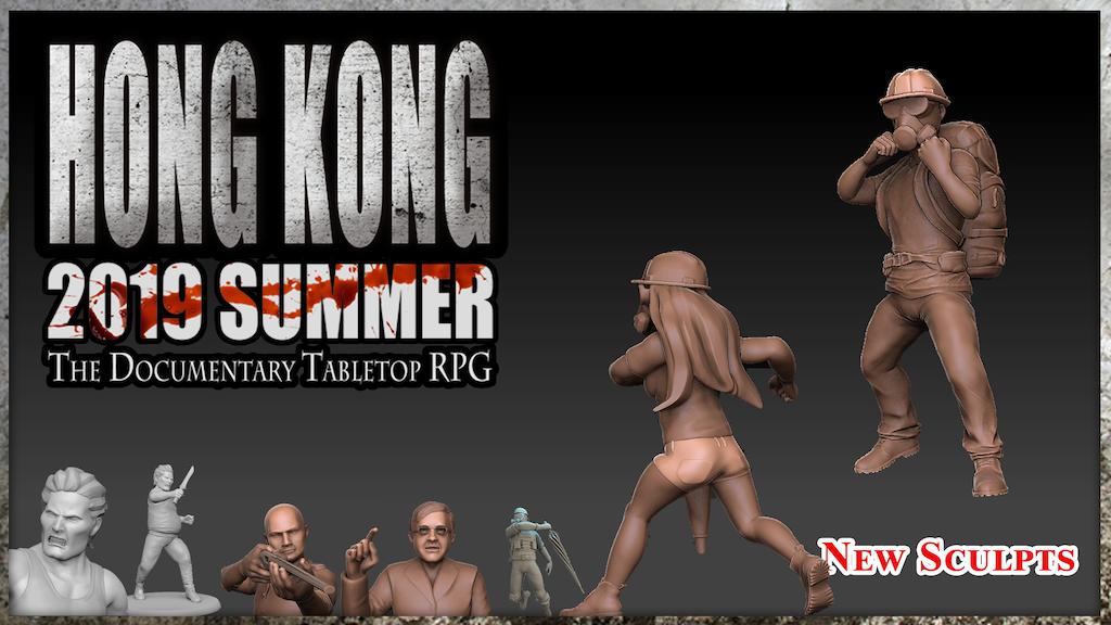 """""""Hong Kong: Summer 2019"""" (English) 《香港: 2019夏》(廣東話版/台灣正體版) project video thumbnail"""