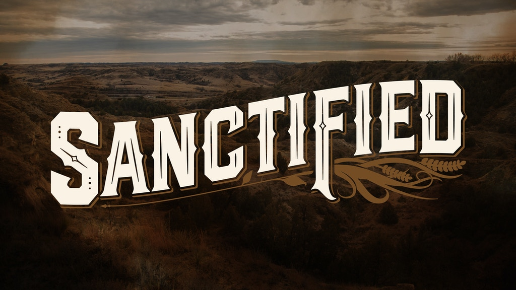 Sanctified project video thumbnail