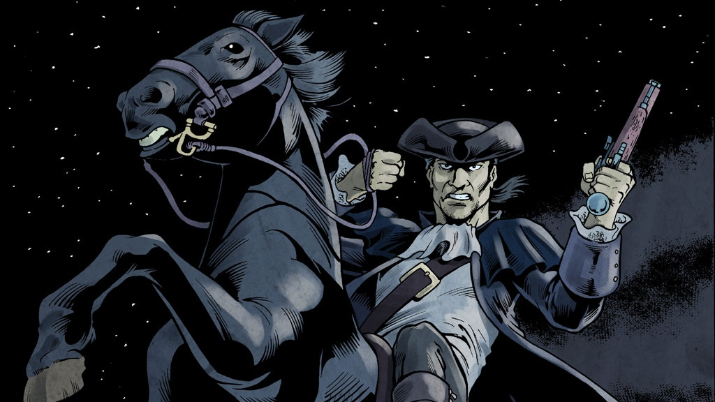 Dick Turpin and the Vengeful Shade project video thumbnail