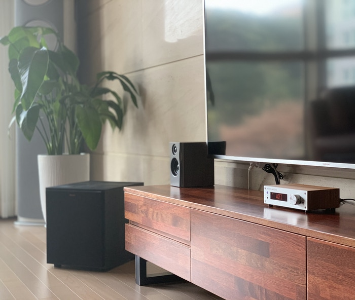 SoundHub is the Simple, Smart and Stylish Solution to Connect All Your Entertainment Devices
