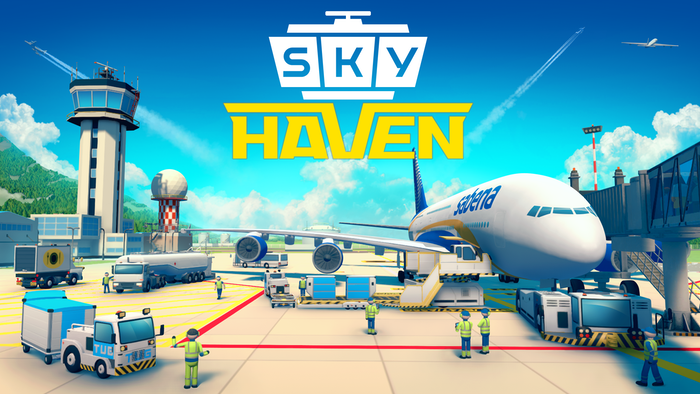 Build and develop an airport managing dozens of planes and vehicles through years from the dawn of aviation to the future.