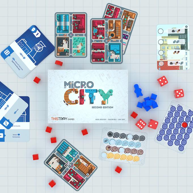 Micro City