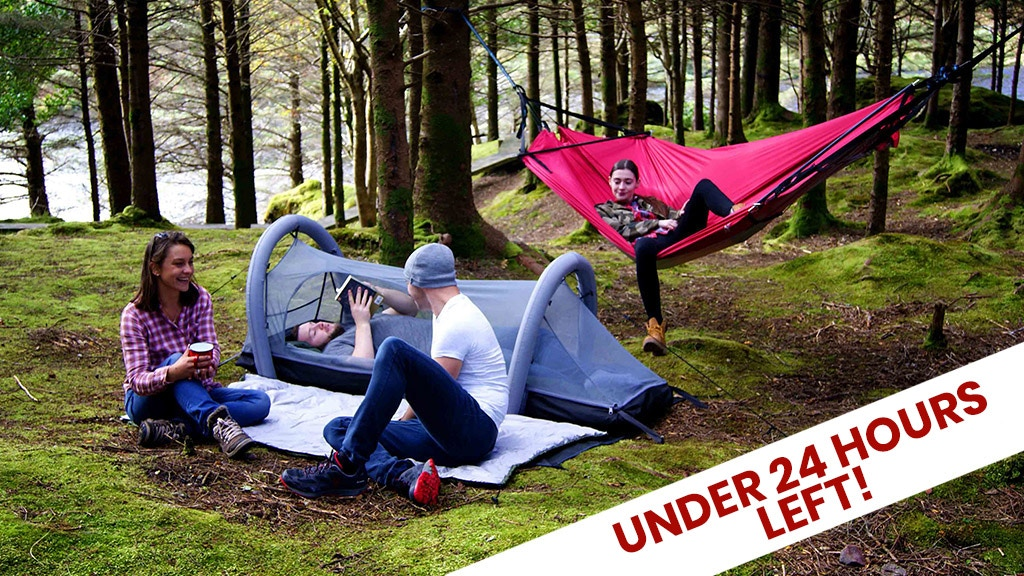 Crua Modus | A 6-in-1 Camping System that fits in your bag project video thumbnail