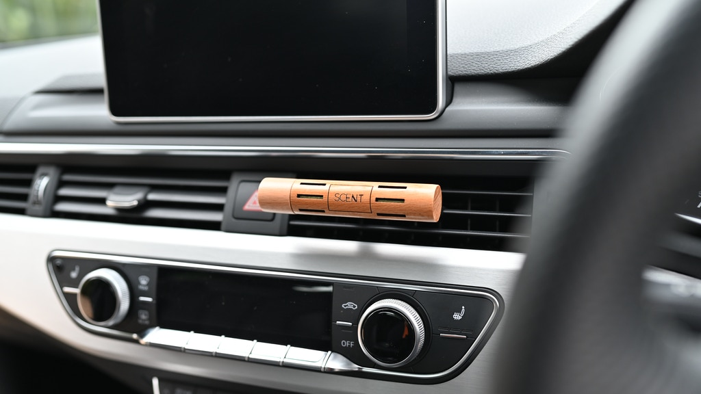 SCENT: pure & natural essential oil car air fresheners