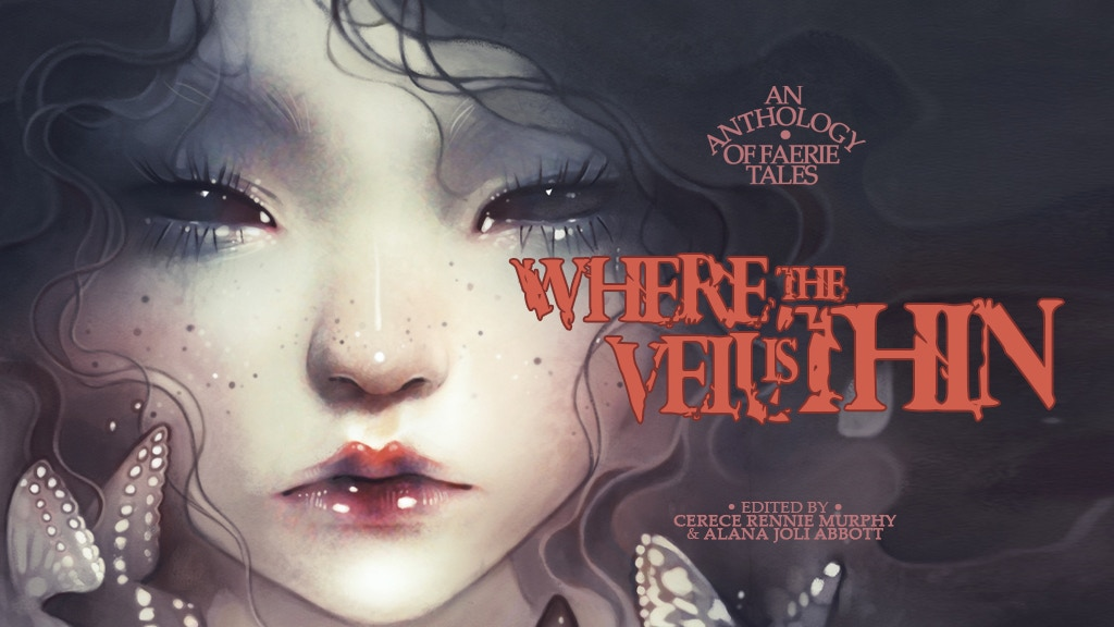 Project image for Where the Veil is Thin Anthology