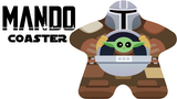 Make 100: Mando Coaster thumbnail