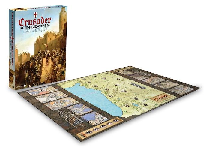 Crusader Kingdoms: War for the Holy Land