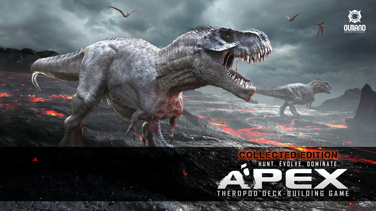 APEX : CE includes the Base Game + ALL Available Expansion Decks!