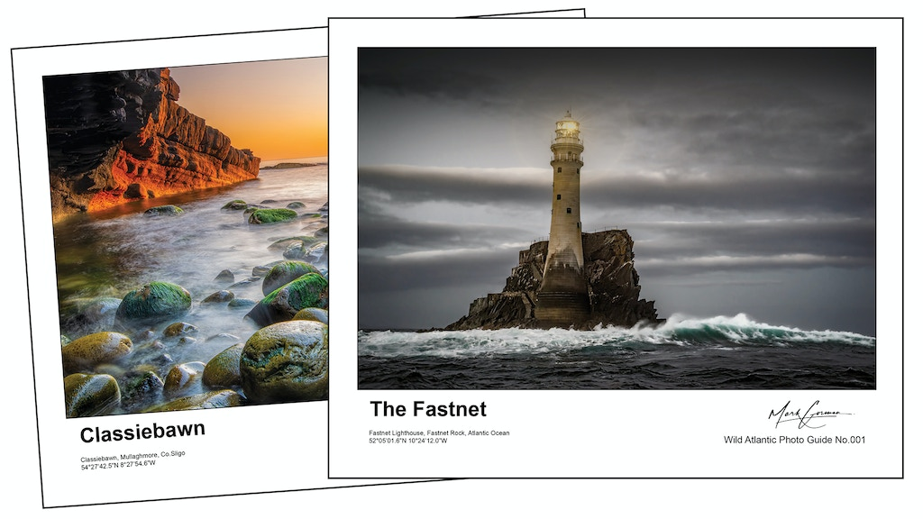Project image for Wild Atlantic Way Photo Guide