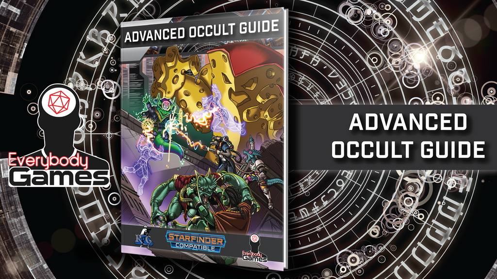 Advanced Occult Guide, a Starfinder-Compatible Project project video thumbnail