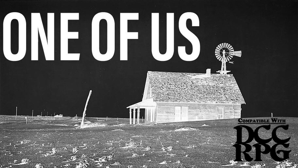 Project image for One of Us: Sideshow Salvation in a Dystopian Dustbowl