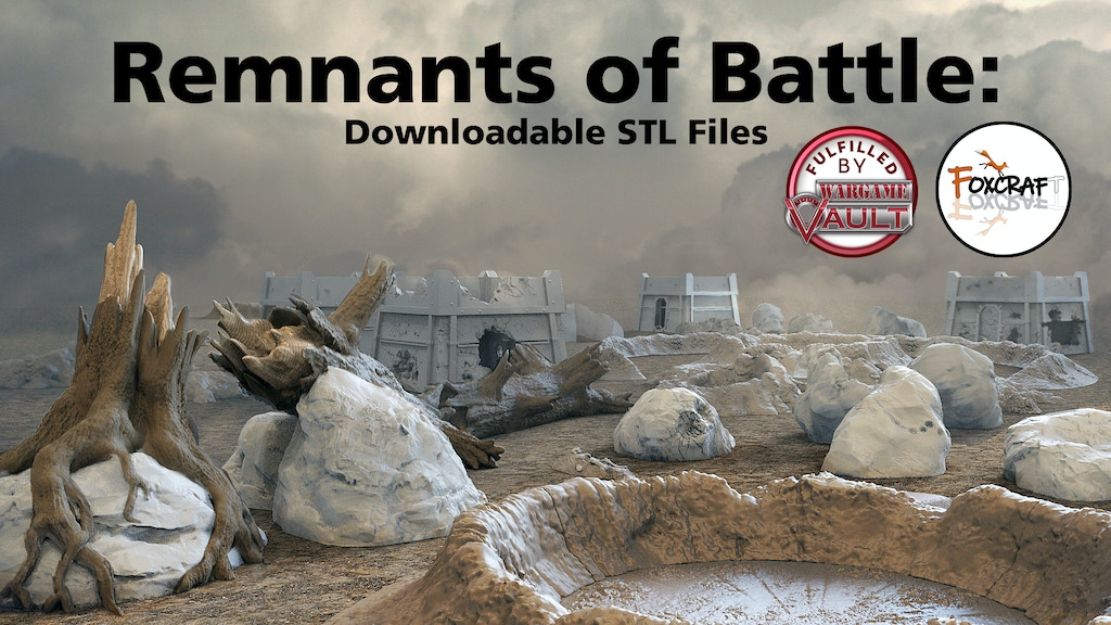 Project image for Remnants of Battle