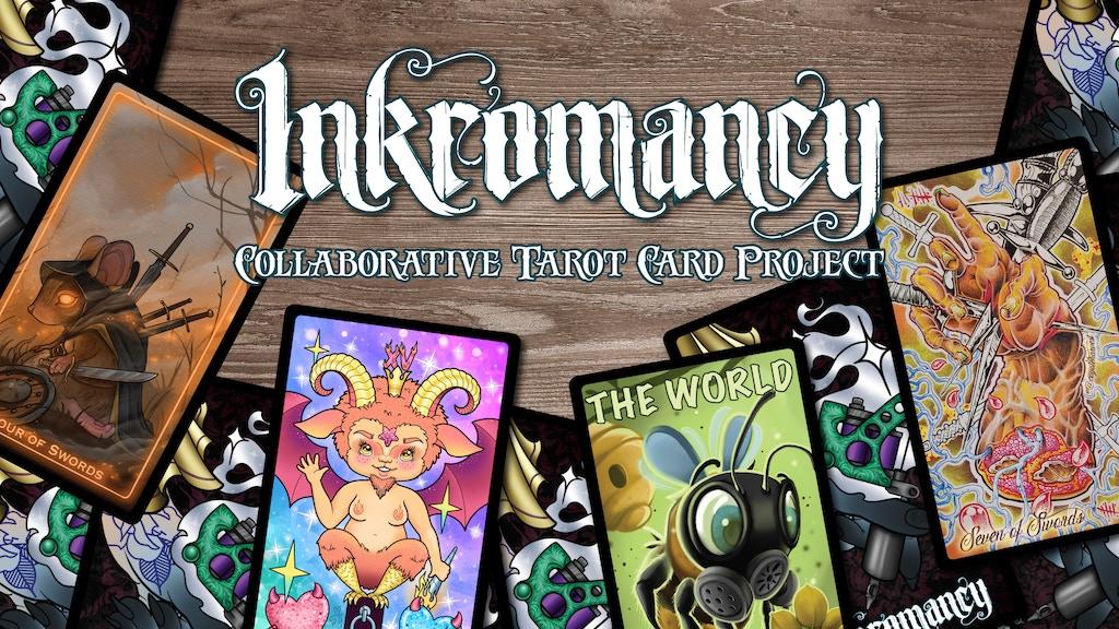 Inkromancy - Tattoo tarot deck! project video thumbnail