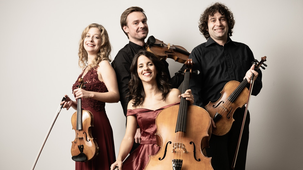 Archos Quartet Records Leone Sinigaglia String Quartets project video thumbnail