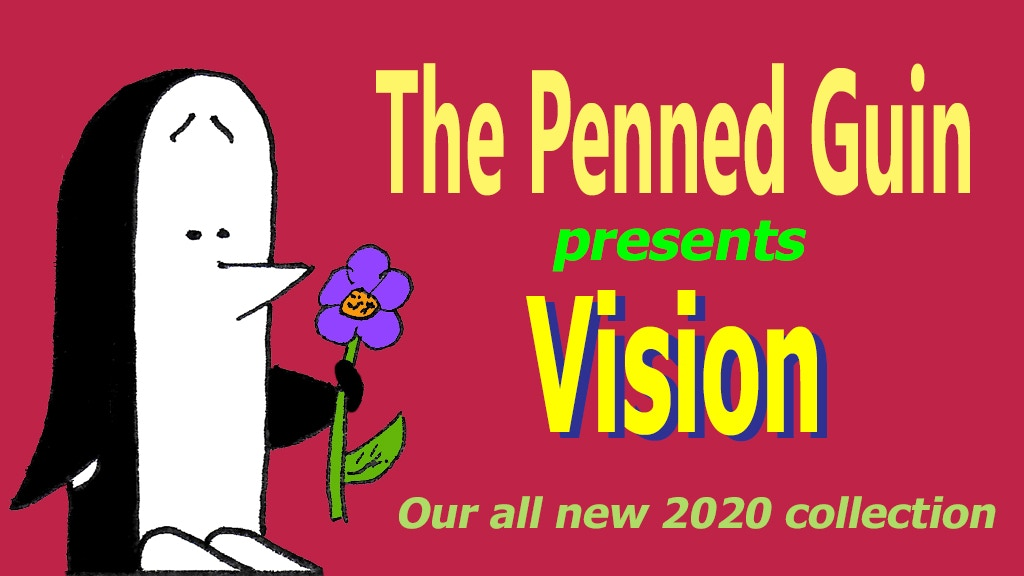 The Penned Guin - Vision project video thumbnail