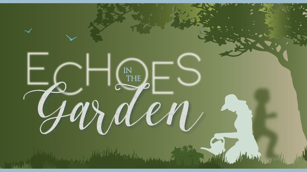 Echoes in the Garden project video thumbnail