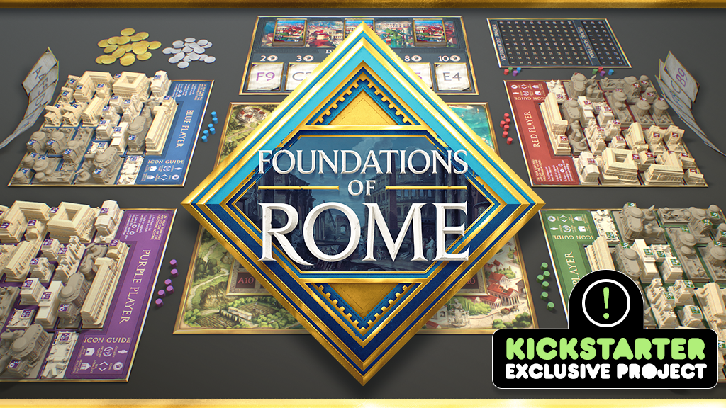 Foundations of Rome project video thumbnail
