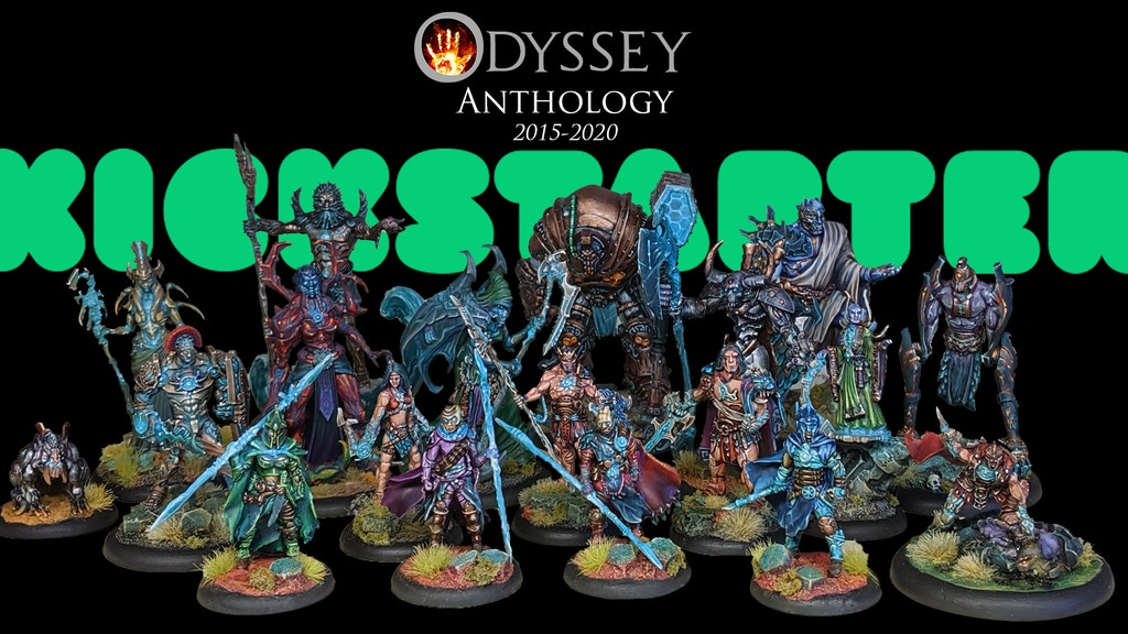 Project image for Odyssey: ANTHOLOGY