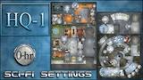 Overlund HQ: sci-fi miniature-scale map thumbnail