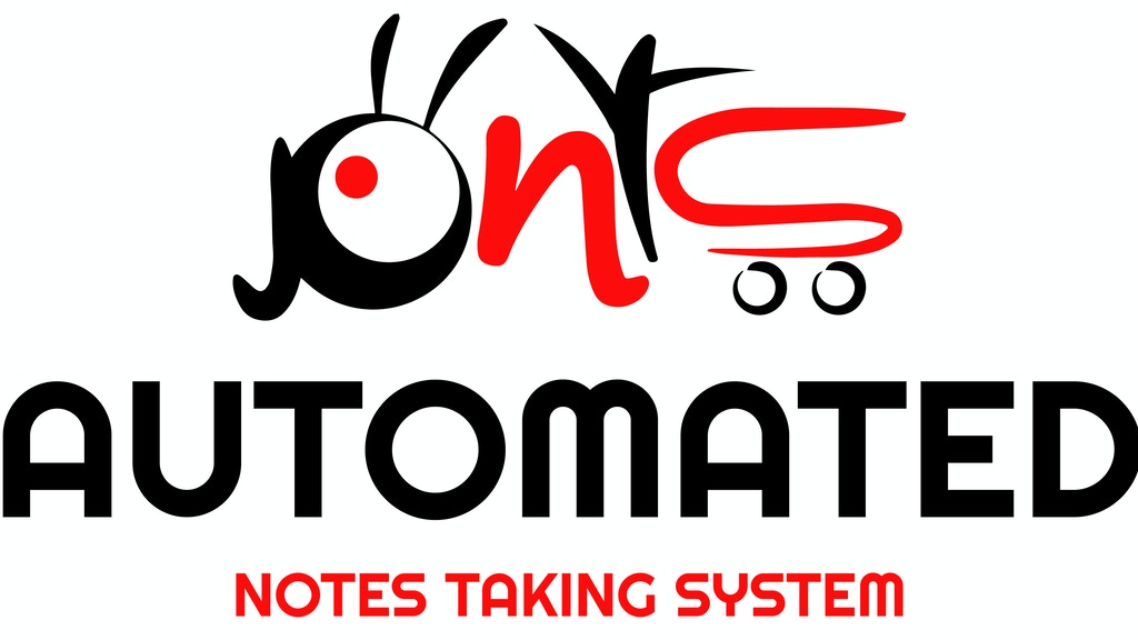 Automated Notes Taking System
