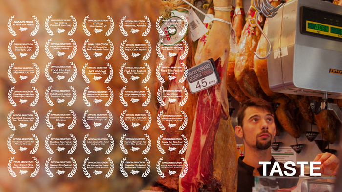 """Uncovering true stories of food entrepreneurs around the world. Successfully funded post-production of Part 1 - """"TASTE With Europe"""""""