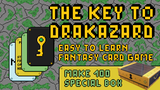 The Key to Drakazard - a Fantasy Card Game thumbnail