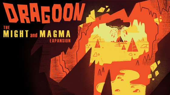 DRAGOON: The Might and Magma Expansion