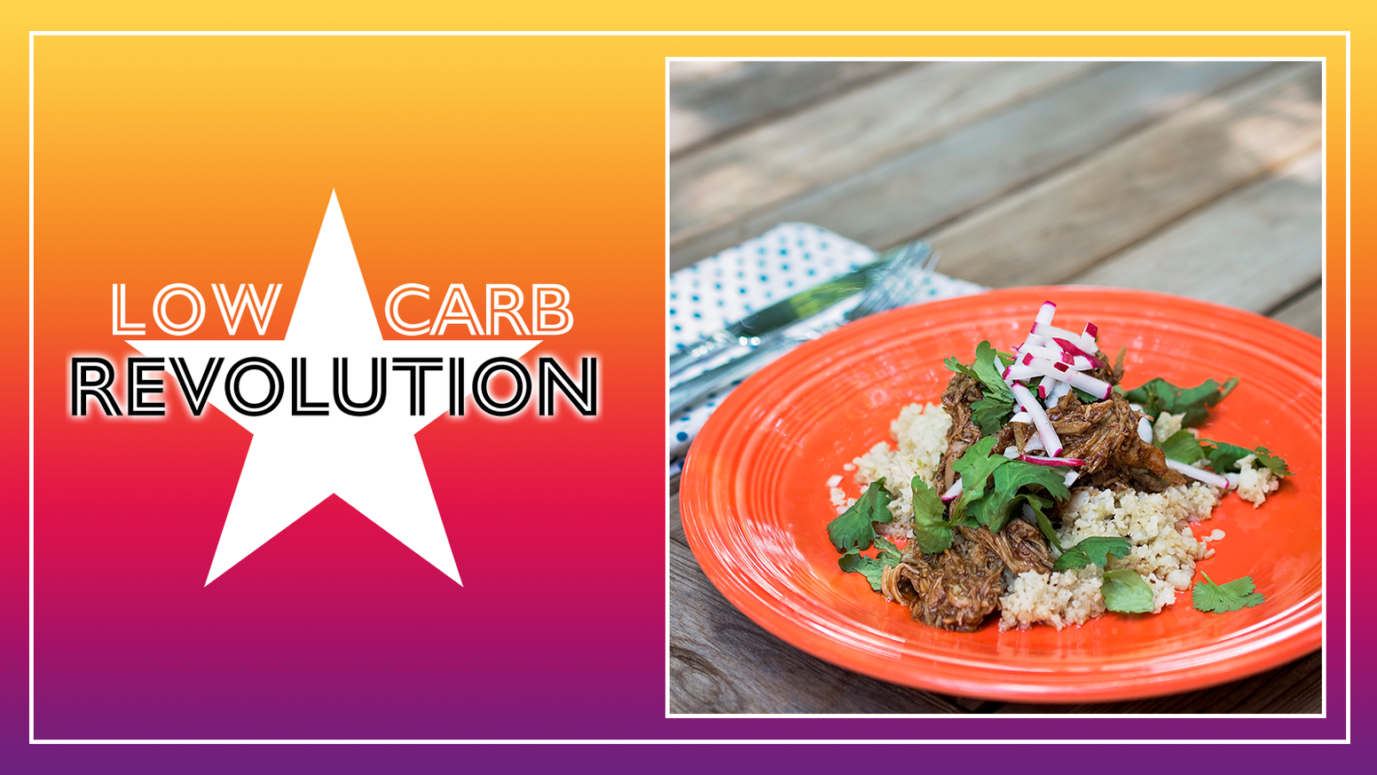 Creating radically delicious, frozen low carb meals and sweet treats for foodies across the United States.