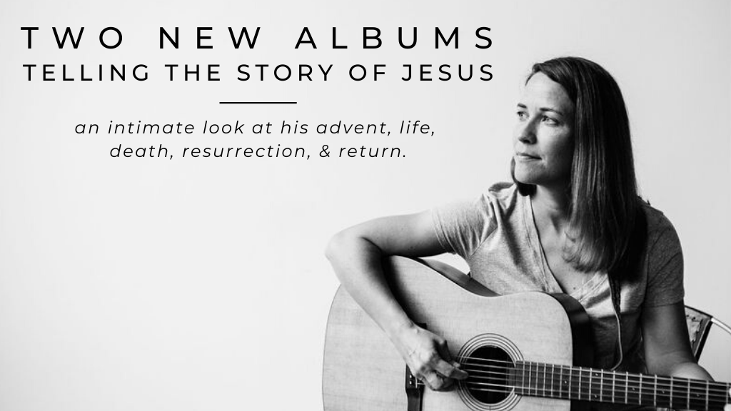 Songs that Tell the Story: Two New Albums about Jesus project video thumbnail