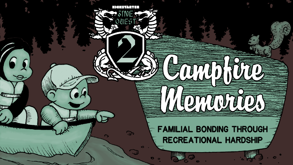 Campfire Memories project video thumbnail