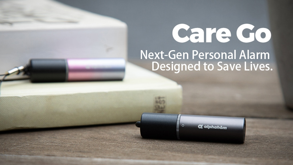 Care Go™: Personal Alarm Designed to Save Lives project video thumbnail