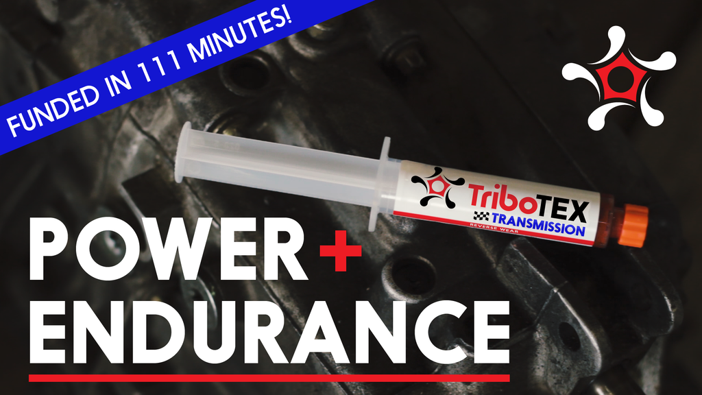 TriboTEX Transmission: Power + Endurance with Nanotech