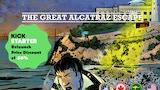 The Great Alcatraz Escape - Board Game thumbnail