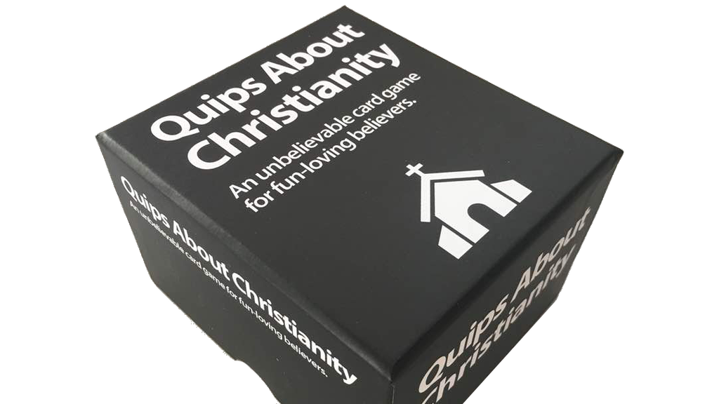 Project image for Quips About Christianity: card game for fun-loving believers