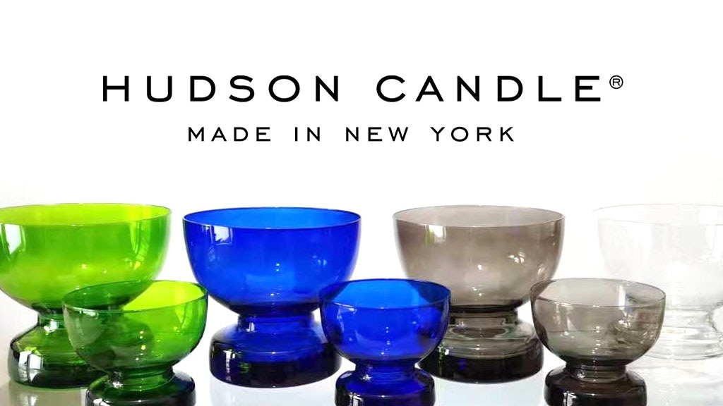 Candles For Every Victory: Hudson Candle