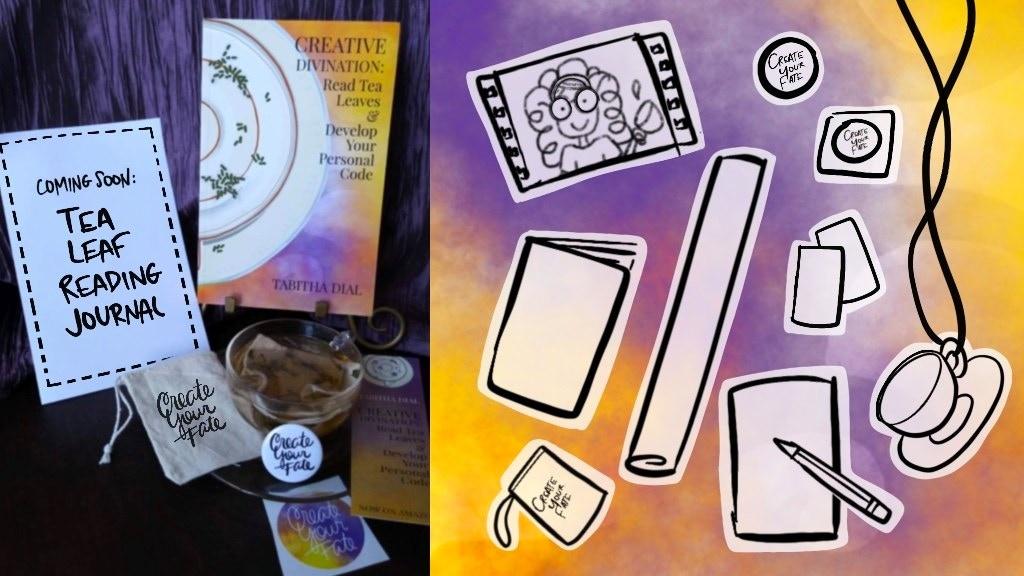 #MAKE100 Tea Leaf Reading Kits