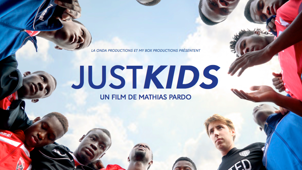 JUST KIDS Project project video thumbnail
