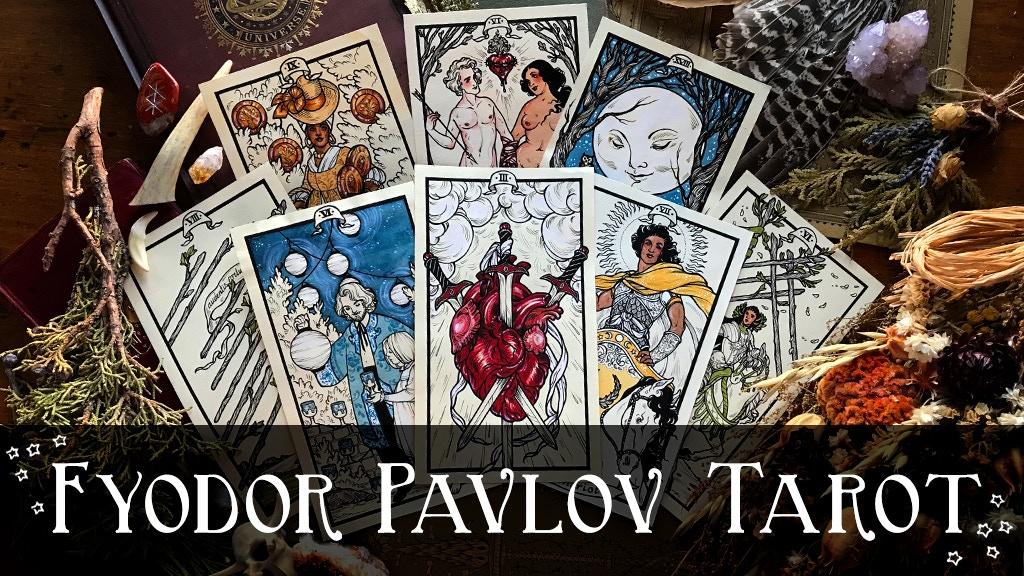 Fyodor Pavlov Tarot project video thumbnail