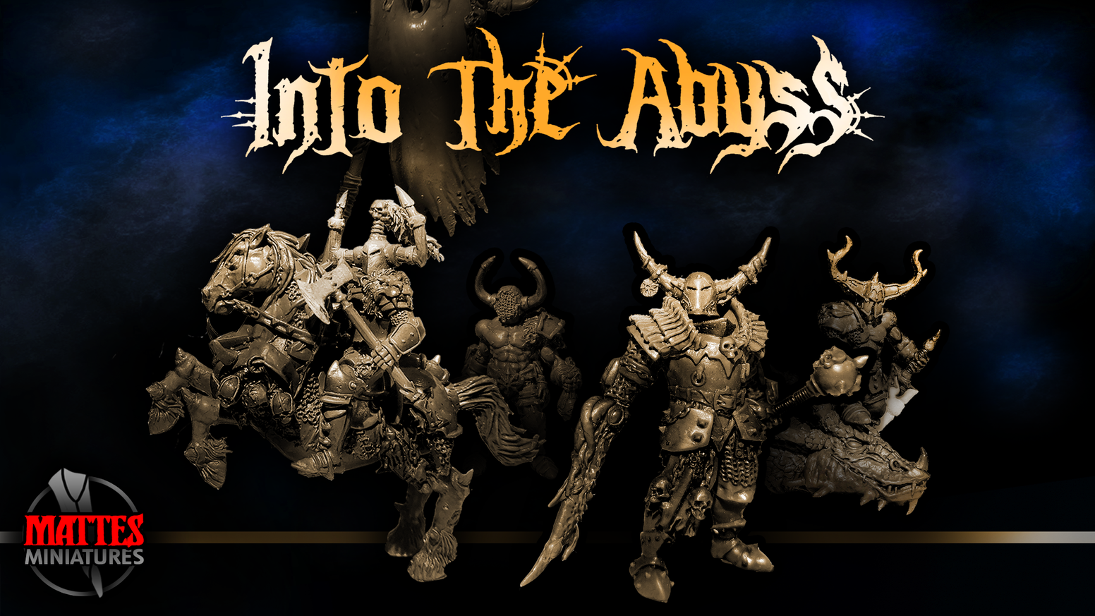 Tabletop miniatures, perfectly suited for wargames, RPG´s, collecting and painting.