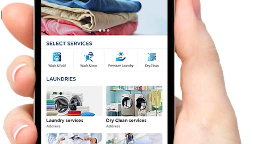Introducing Dhoby - Dry-cleaning made easy