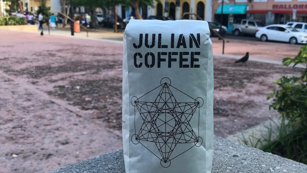 Julian Coffee - Puerto Rican Coffee project video thumbnail