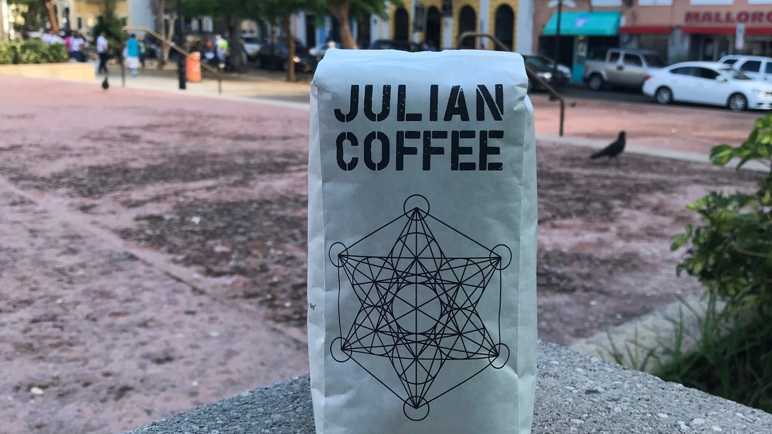 Organic Coffee from the Island Of Puerto Rico. Supporting local farmers in the Adjuntas region medium roasted and sent to you to enjoy.