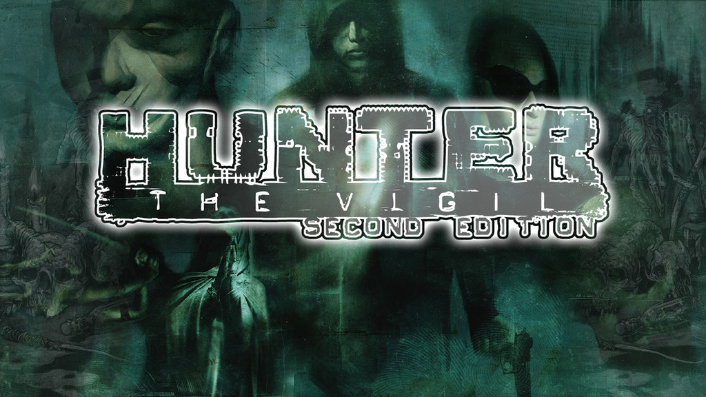 Hunter: The Vigil Second Edition tabletop roleplaying game project video thumbnail