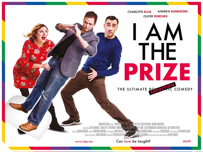 I Am The Prize is a British Comedy Feature film about one mans' journey into the world of Pickup Artistry.