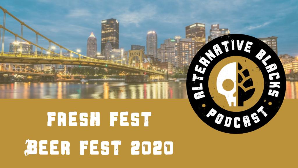 Alternative Blacks go to Fresh Fest Beer Fest