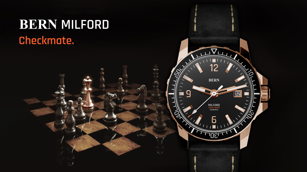 Introducing Milford Automatic by Bern Watch Company project video thumbnail