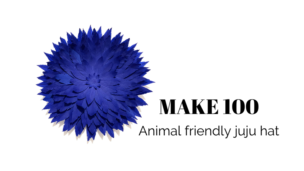 Project image for Make 100: Animal friendly juju hats