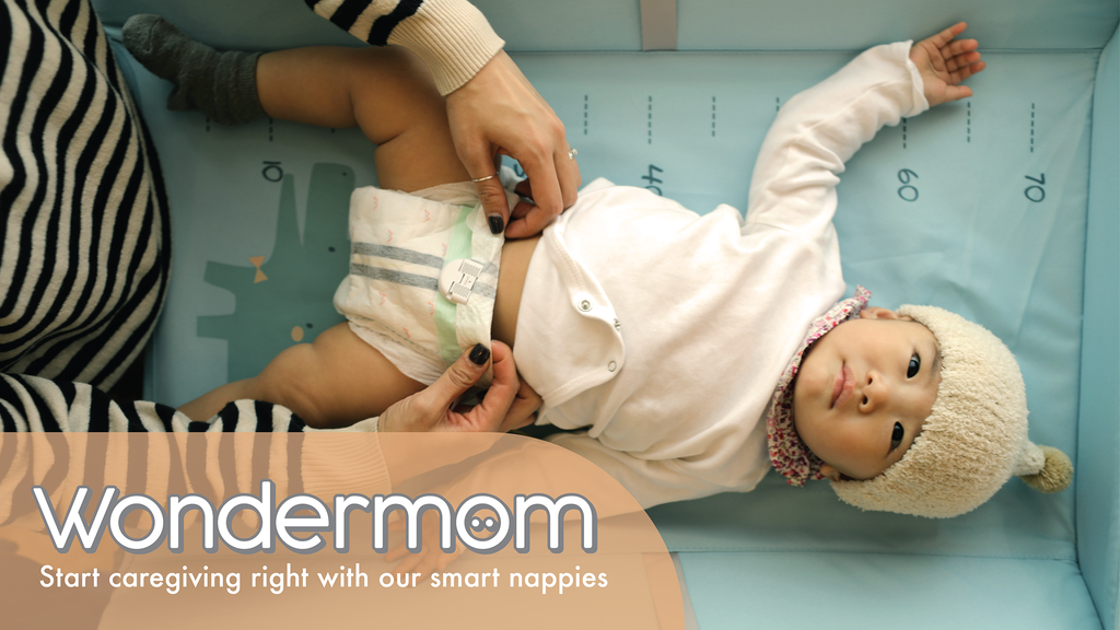 Wondermom: Conquering parenthood with 'Smart Nappies' project video thumbnail