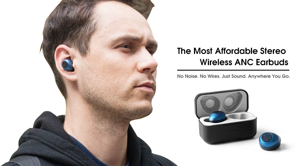 ITOLK X8: The Most Affordable Stereo Wireless ANC Earbuds