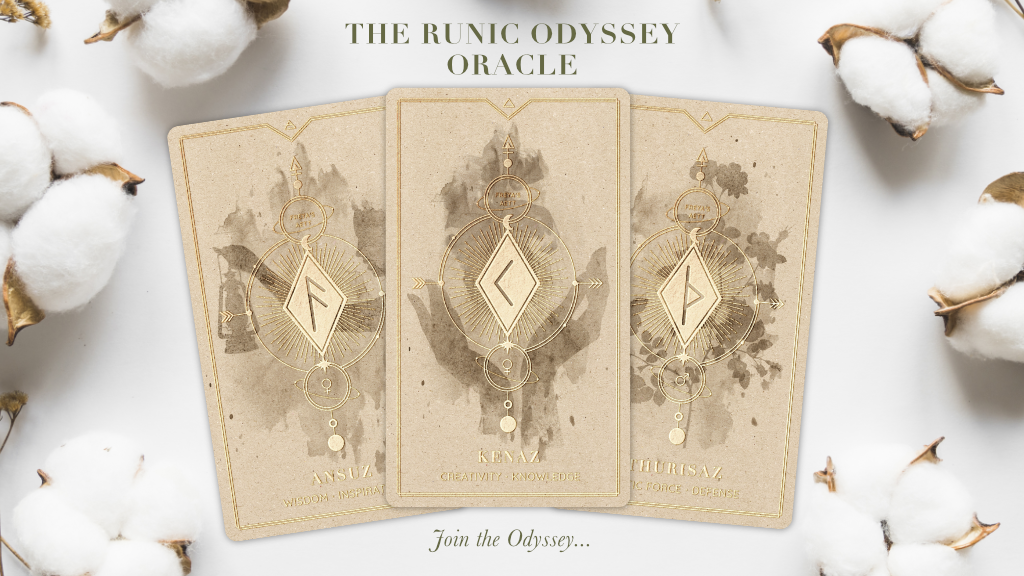 Project image for The Runic Odyssey Oracle